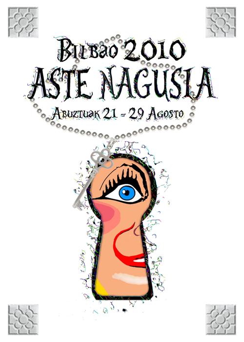 Conciertos de las Fiestas, (Aste Nagusia o Semana Grande) de Bilbao 2010