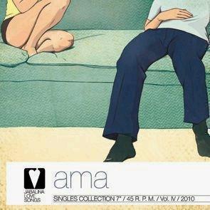 A la venta Yo no te quiero, el single de Ama para Jabalina Love Songs