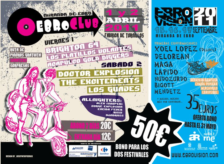 Ebroclub (Miranda de Ebro Mod) y Ebrovisión 2011