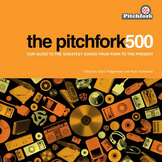 The Pitchfork 500: Pitchforkmedia en papel