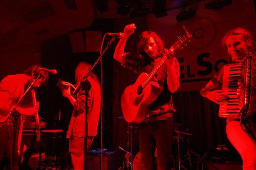 Viernes 28, concierto de Hola a todo el mundo y Tulsa en Madrid