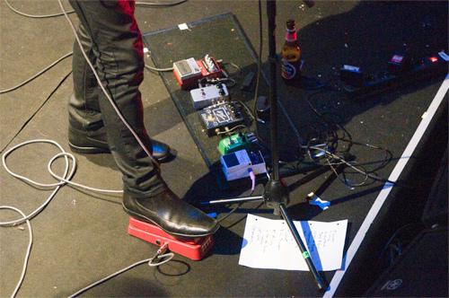 Crónica del concierto de Dean Wareham tocando Galaxie 500 en el Teatro Lara de Madrid