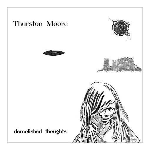 Detalles de Demolished Thoughts, el disco de Thurston Moore producido por Beck