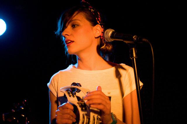 Crónica del concierto de Linda Mirada @Sala Juglar