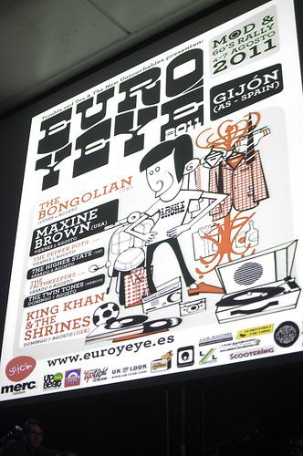 Euroyeyé 2011