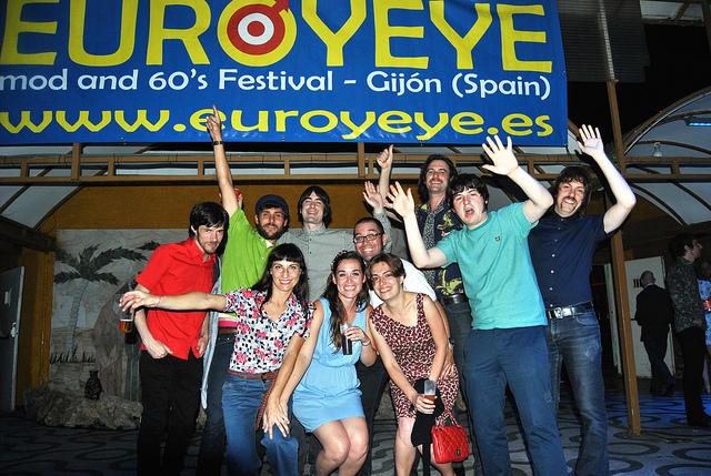 Las fotos del Euroyeyé 2011, un retrato de nuestra escena mod