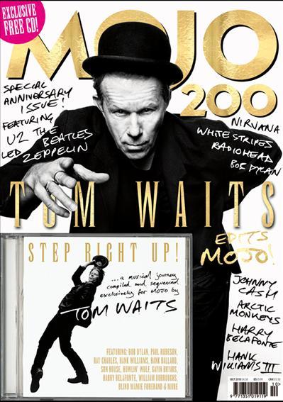 Tom Waits edita la edición 200 de Mojo
