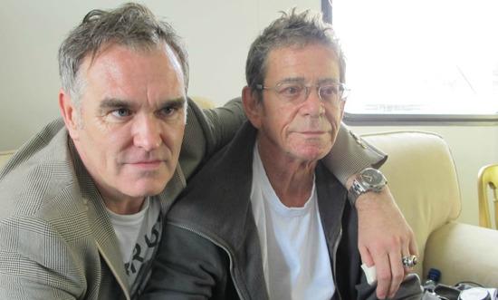 Lou Redd & Morrissey