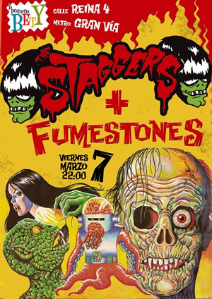 Fumestones & The Staggers
