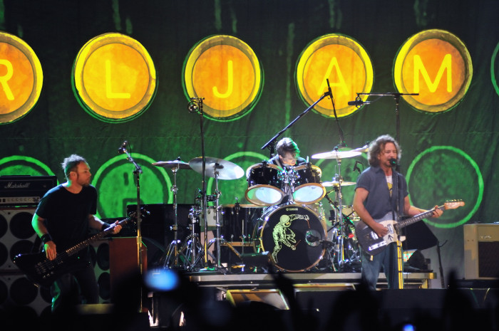 Crónica del Bilbao BBK Live 2010 (#bbklive): viernes, Pearl Jam, Alice in Chains, Paul Weller