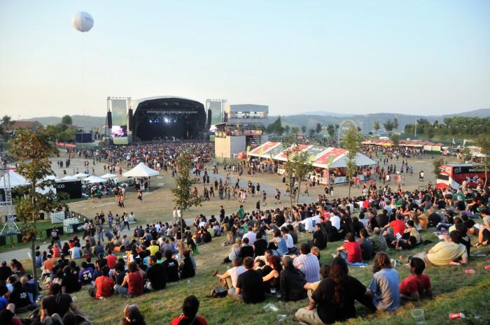 Y el Bilbao BBK Live sacó su fusil (Coldplay)