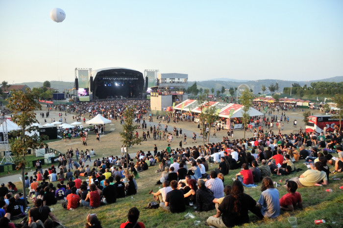 Crónica del Bilbao BBK Live 2010 (#bbklive): sábado, TSOOL, Feeder, Manic Street Preachers, Fait no More
