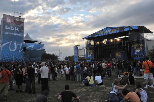 Crónica completa del Bilbao BBK LIVE 2008 para Muzikalia