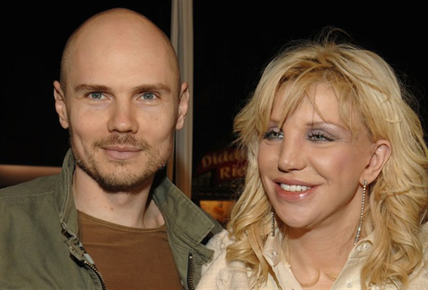 Billy Corgan vs Courtney Love, Episodio n