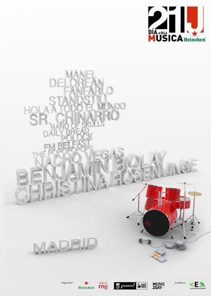 Programación del Día de la Música 2010