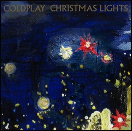 """Más empalagosas canciones de navidad, Coldplay """"Christmas Lights"""""""
