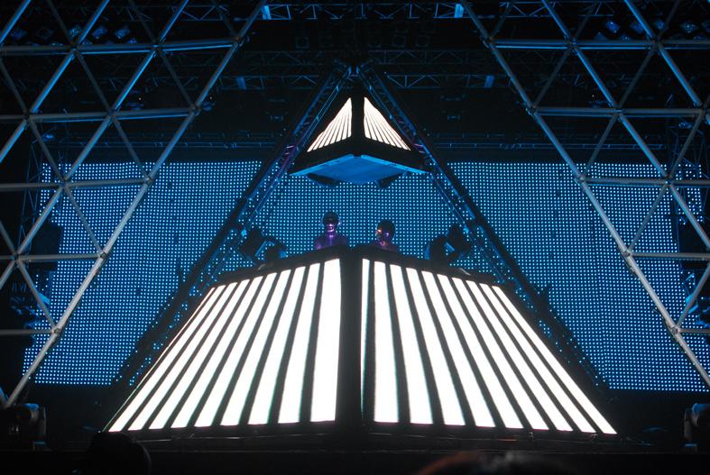 Rumores de que Daft Punk actuarán como The Third Twin en el Arenal Sound de Burriana (4/7 agosto)
