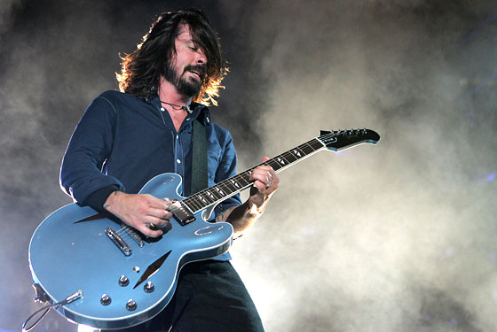 Concierto a domicilio de… ¡Foo Fighters!