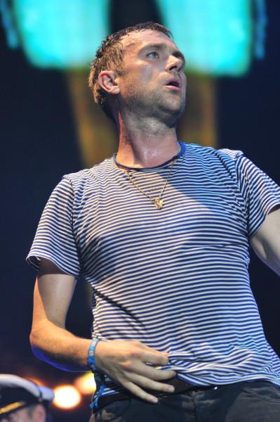 Damon Albarn anuncia que Gorillaz puede que haya dado su último concierto