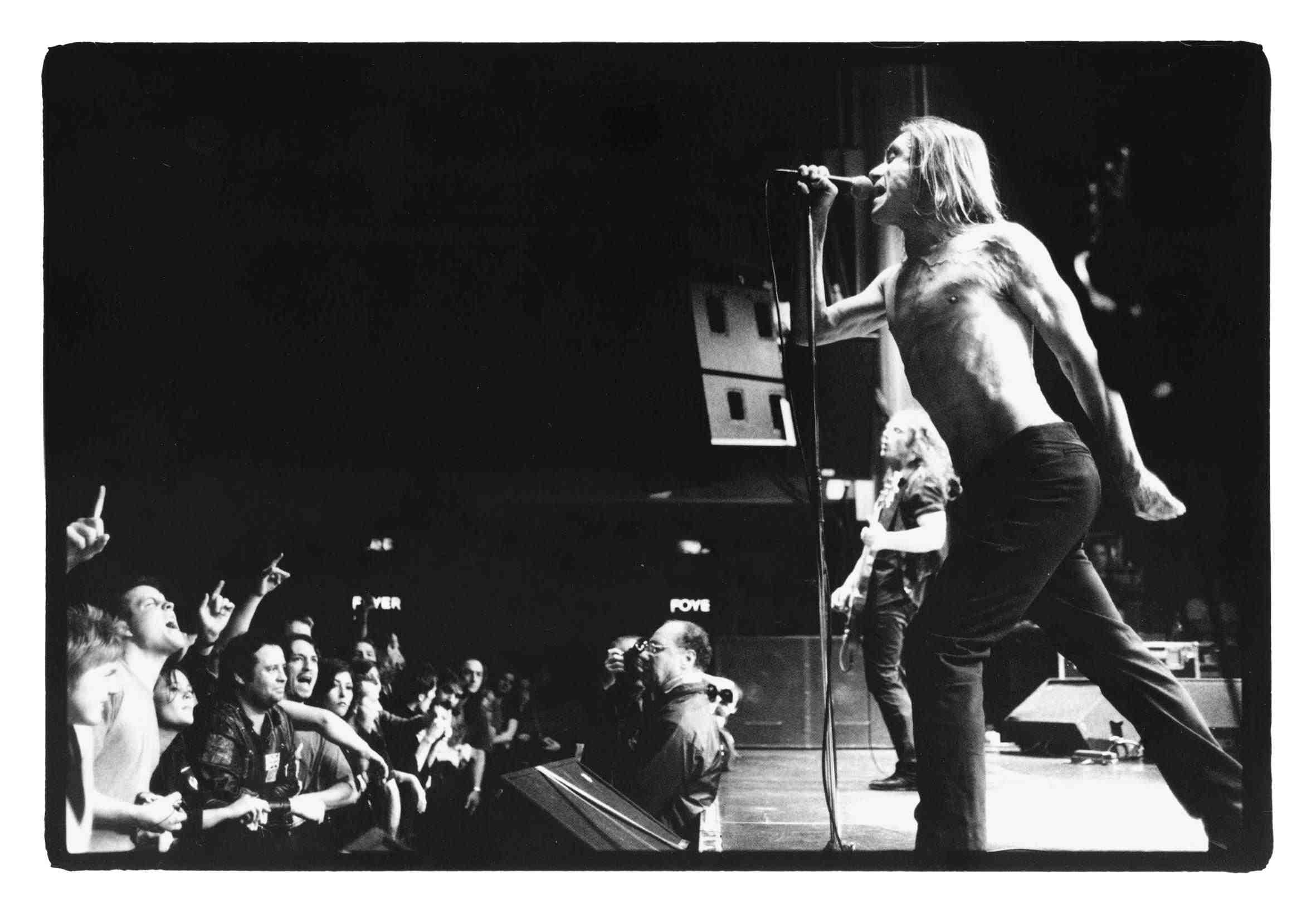 Atención coleccionistas: Iggy Pop versionando a Betty Davies para el aniversario de Light In The Attic