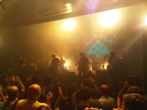 Crónica del concierto de Los Planetas en La Riviera (Madrid)