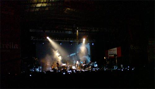 Crónica del Primavera Sound 2008 I, Jueves: En busca de un estribillo