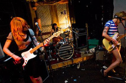 Vivian Girls en España de la mano de Heineken Music Selector