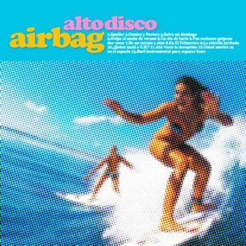 "AIRBAG ""Alto Disco"" (Wild Punk Records, 2008)"