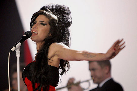 """Like Somoke"", primer tema filtrado del Lioness: Hidden Treasures de Amy Winehouse"