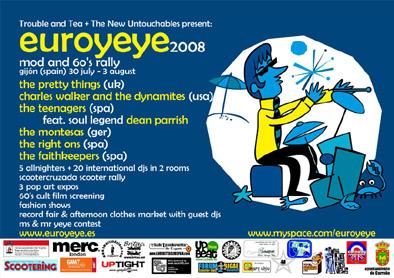 The Pretty Things será uno de los cabezas de cartel del próximo Euroyeyé