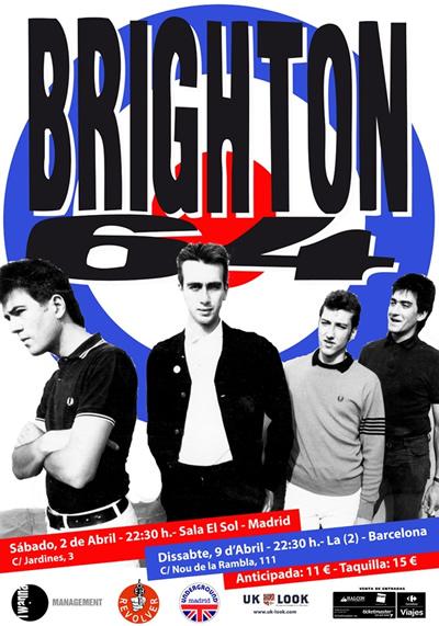 Brighton 64 celebran en directo su 30 aniversario