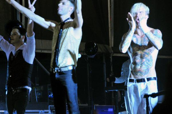Sábado del Bilbao BBK Live: la resurrección de Placebo