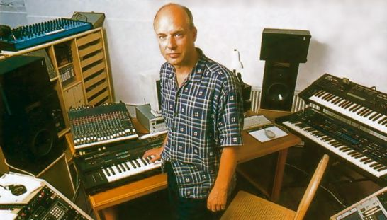 """Glitch"", adelanto del nuevo disco de Brian Eno"
