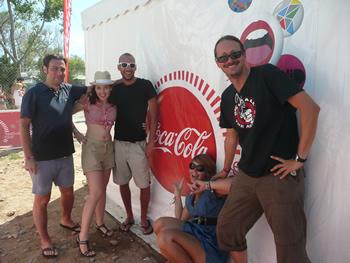 Festival Tour Coca Cola