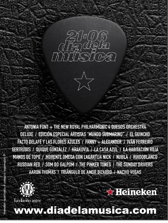 Día de la Música 2008