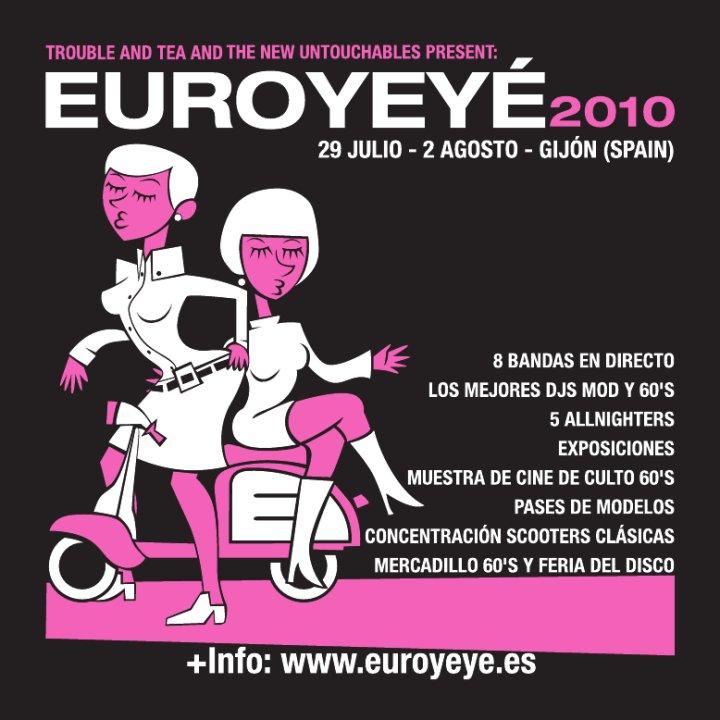 Euro-Yeyé 2010