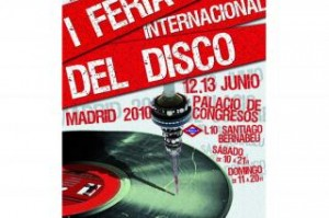 Los discos más cotizados del pop español en la I Feria Internacional del Disco de Madrid