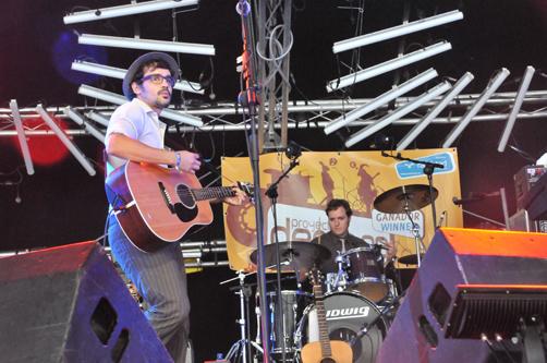 Crónica del FIB Benicassim 2008: Gentle Music Men, El valor de la melodía