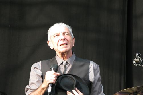 Leonard Cohen publicará en 2011 su primer disco en seis años