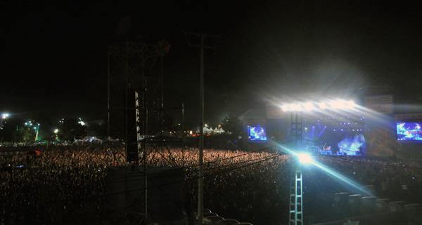 Domingo del FIB Benicassim 2009: Por fin conciertos