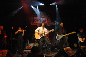 Gentle Music Men Demo