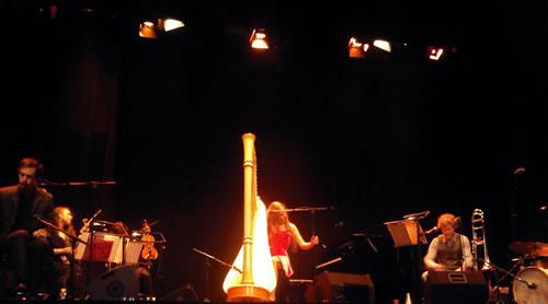 Crónica tardía del concierto de Joanna Newsom en el Teatro Lara de Madrid