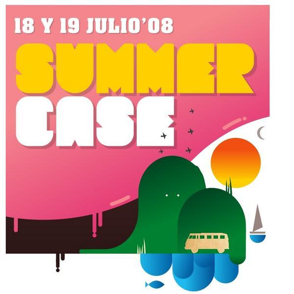 ¿Cancelado el Summercase 2009?