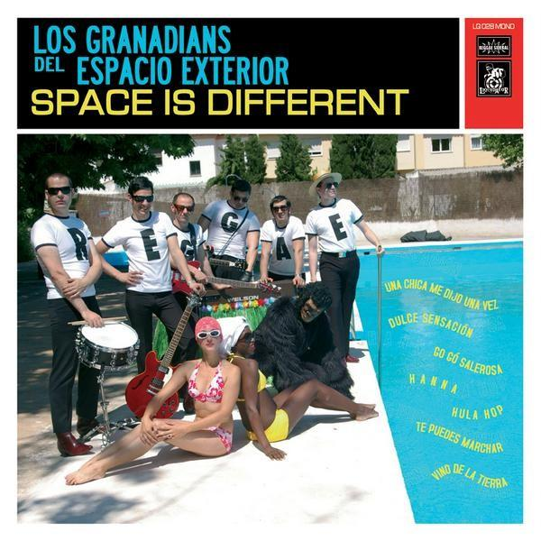 Los Granadians presentan su nuevo disco en directo