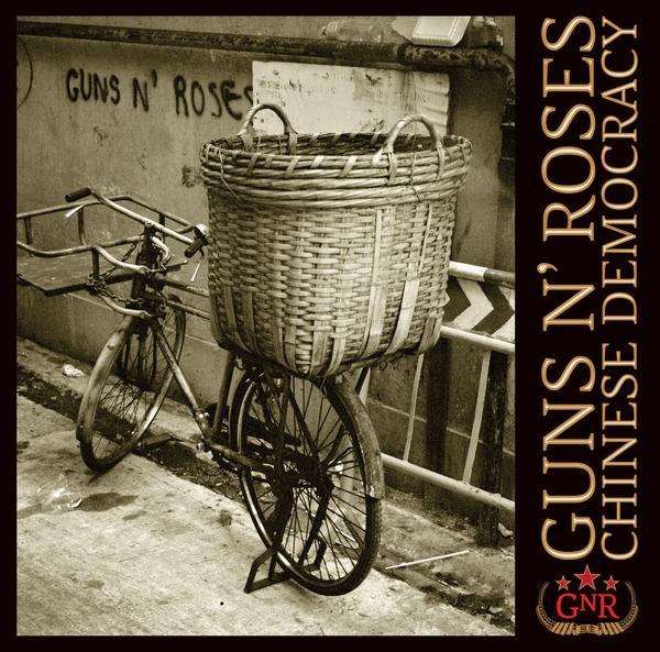 Ya se puede escuchar el Chinese Democracy de Guns N' Roses