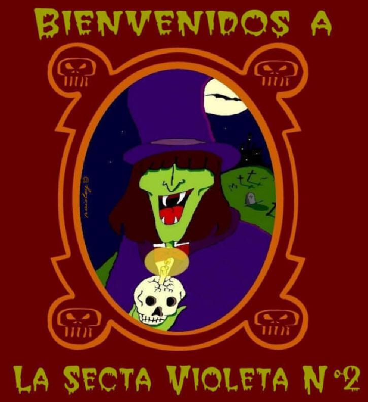 Nuevo número de La Secta Violeta