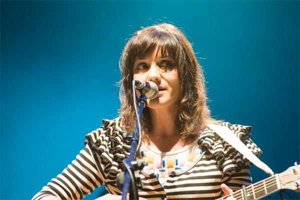 Crónica del concierto de La Bien Querida en la Aste Nagusia de Bilbao @labienquerida #astenagusia