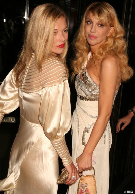 Nueva rajada de Courtney Love sobre una experiencia lésbica con Kate Moss