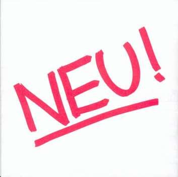 Neu! reeditan su discografía en vinilo