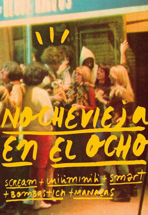 Propuestas para una nochevieja indie en Madrid